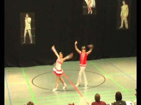 Jessica Topp & Felix Althoff - Sinter Claas Cup 2011