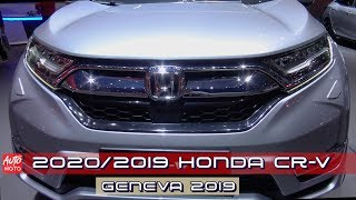 2019 Honda CR-V - Exterior And interior - 2019 Geneva Motor Show