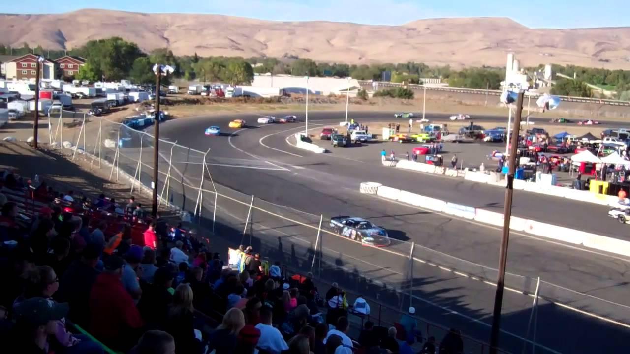 Yakima Speedway 2013 Fall Classic SLM Inside Lane Heat - YouTube