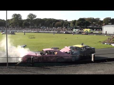 Demolition Derby 2012 (Uncut)