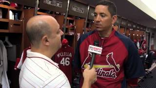 Brian Fuentes on Move to Cardinals