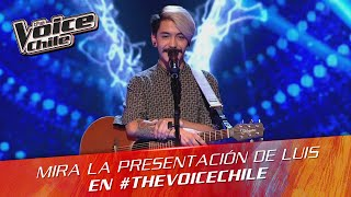 The Voice Chile | Luis Durán - Wicked Game