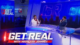 GET REAL with Mahieash Johnney | Episode 79 | Rebuilding sports Post-Pandemic