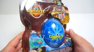Gormiti MAGIC Surprise EGG Titanium