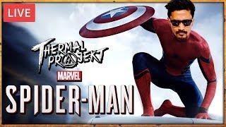 SPIDER-MAN PS4 Day1 (Marvel's Spider-Man) !giveaway !paytm !sponsor