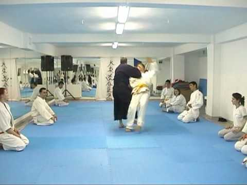 super daito-ryu romanian training Image 1