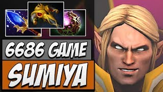 Sumiya Invoker - 6686 Matches | Dota 2 Gameplay