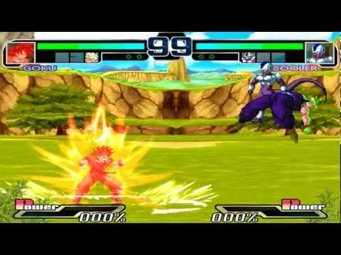 Dragon Ball z Mugen Edition 2011 ▶ Dragon Ball z Mugen Edition