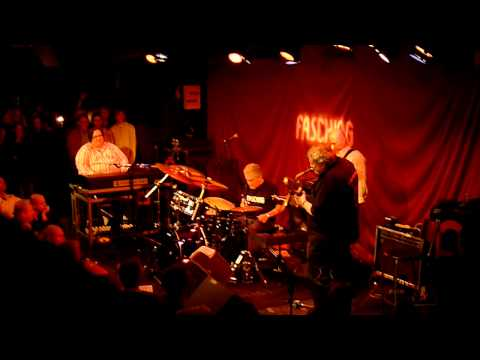Steve Gadd: Things Ain't What they Used to Be, Fasching 2009-10-14