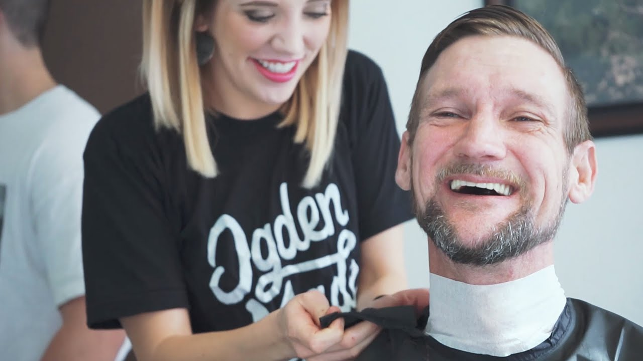This Haircuts For The Homeless Program Will Restore Your Faith In Humanity