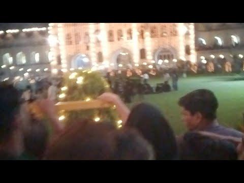 Aag Ka Matam Bara Immambra Lucknow 6th Moharram