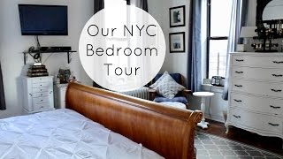 New York City Pre-War Apartment Bedroom Tour