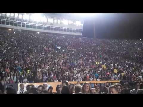 One direction concert - El Paso, Tx(2)