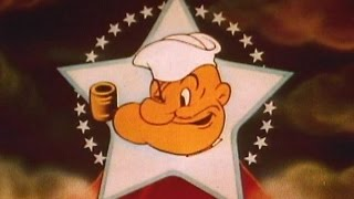 Old Cartoons - Popeye for President (Popeye The Sailor Man)