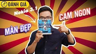Mở hộp & đánh giá nhanh Nokia 3.1 (2018): Có xứng đáng với giá 4 triệu?