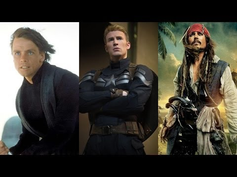 Disney Updates On Star Wars, Captain America 3 & Pirates 5