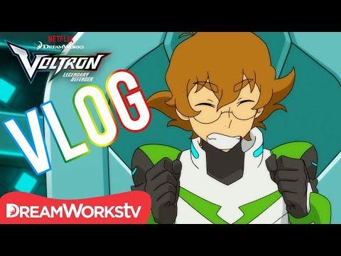 Voltron Vlogs: Pidge | DREAMWORKS VOLTRON LEGENDARY DEFENDER