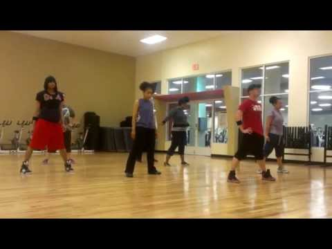 Jennifer Lopez ft Pitbull Live It Up (Hip Hop / Zumba)
