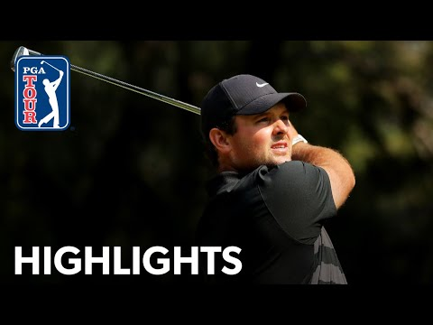 Patrick Reed shoots 4-under 67 | Round 4 | WGC-Mexico