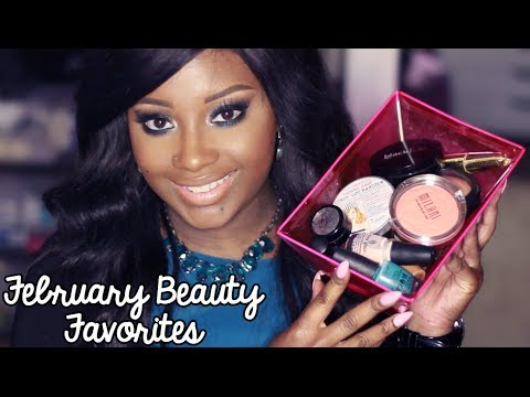 My February Beauty Favorites! (2014)