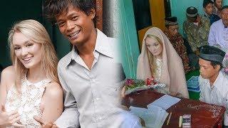 Viral Pernikahan Pemuda Indonesia dengan Gadis Luar Negeri, Kisah Cintanya Sempat Diremehkan