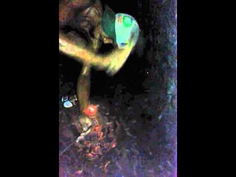 Lokasi tambang batu kalimaya bueuk lebak banten