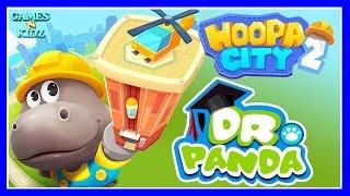 Hoopa City 2 - Children's Educational Games - Dr Panda App For Kids