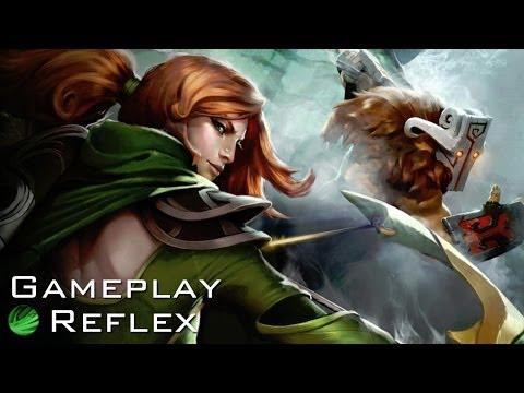 Dota 2 Custom Games - Reflex