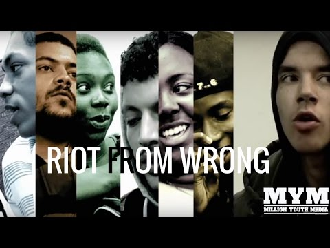 Riot From Wrong Official Trailer