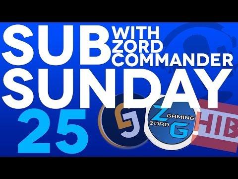 Sub Sunday #25 On Saturday Movie Talk And Inspirational People video