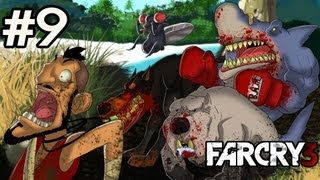 Far Cry 3 Campaign Walkthrough w/ Nova Ep.9 - SNEAKYNESS WITHIN