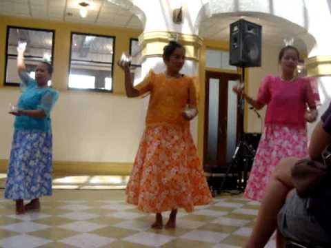 Philippine Folk Dance -pandanggo Sa Ilaw video