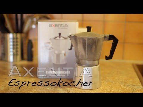 Axentia Espressokocher