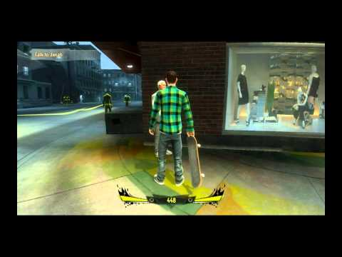 Shaun White Skateboarding PC ATI HD5670