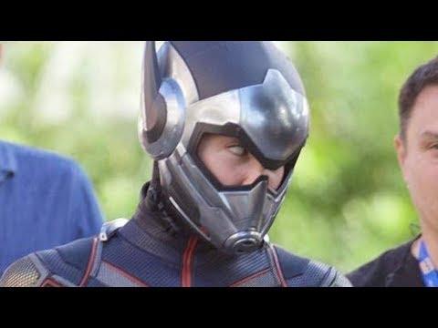 Объяснение концовки фильма Человек-муравей и Оса