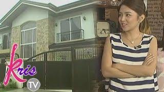 Kathryn says, Excited si DJ umuwi at happy sa kanyang bagong bahay