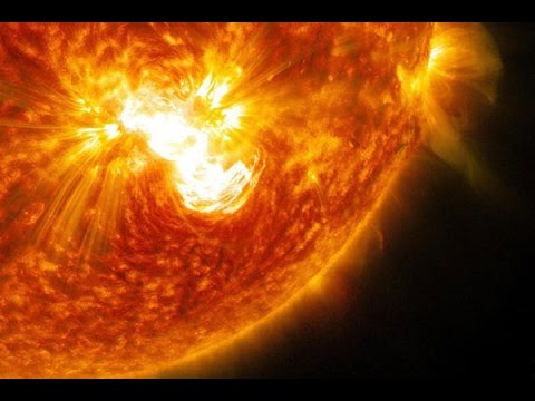 Signs in the Sun : Six Massive X Class Solar Flares erupt in just One Week (Oct 28, 2014)
