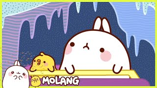 Molang - The Gost Train | Full Molang episodes - Cartoon for kids