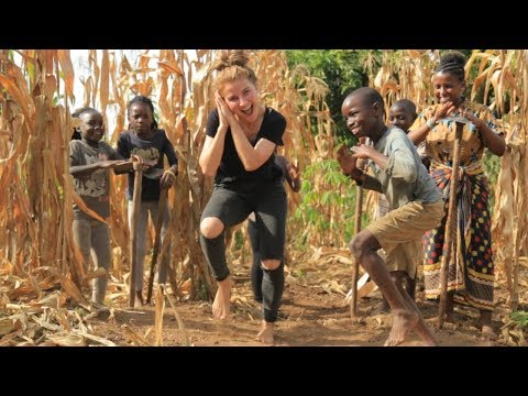 Masaka Kids Africana Dancing Joy Of Togetherness ft 3wash_hip_hop & Karina Palmira thumbnail