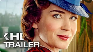 MARY POPPINS' RÜCKKEHR Trailer 2 German Deutsch (2018)