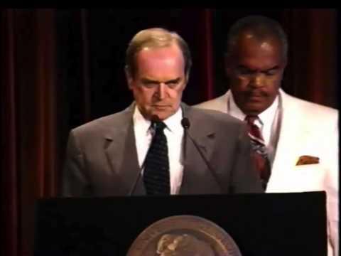 Frank Price & Bob Williams - The Tuskegee Airmen - 1995 Peabody Award Acceptance Speech