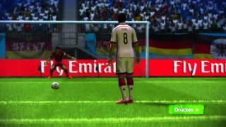 EA SPORTS Fussball Weltmeisterschaft 2014 Brasilien | Neue Jubel und Tricks [HD]