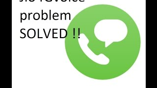 JIO4GVOICE APK CONFIGURATION PROBLEM FIXED