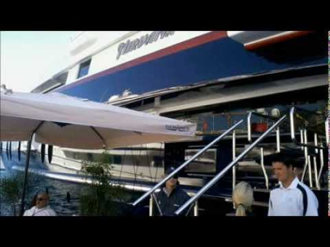 Monaco Yacht Show 2012 - inside 30 Min - energy efficiency
