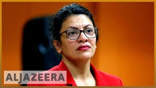 Tlaib won't visit West Bank under 'oppressive' Israeli conditions
