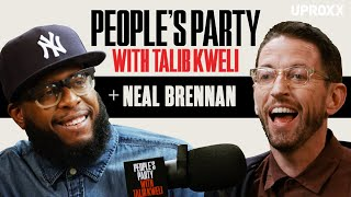 Talib Kweli And Neal Brennan Talk Chappelle's Show, SNL & Mining Politics For Jokes | People's Party