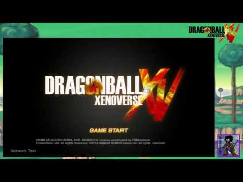 Dragon Ball Xenoverse Network Test - ERRORS REDEEM CODE ON PSVITA!