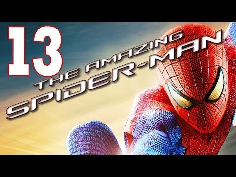 Let's Play The Amazing Spider-man Gameplay Deutsch German Part 13 video