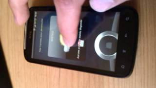Bug de reaction tactile HTC SENSATION (2.3.3)