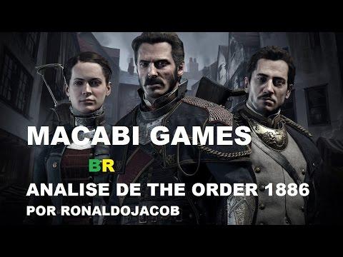 Analise De The Order 1886 Com Ronaldojacob